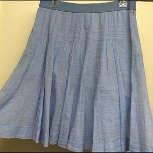 Margaret O'Leary Dresses & Skirts - Beautiful blue skirt