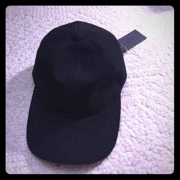 a175e7e4249 NWT Rag   Bone standard issue snap back hat