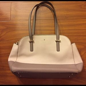 Kate Spade Grey Shoulder Bag