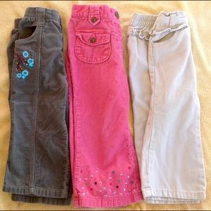 Gymboree Other - Girls pants BUNDLE