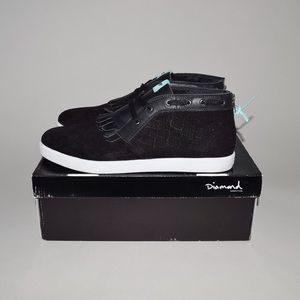 Diamond Supply Co. Other - Diamond Supply Co. Jasper Black Gator Men's US 13
