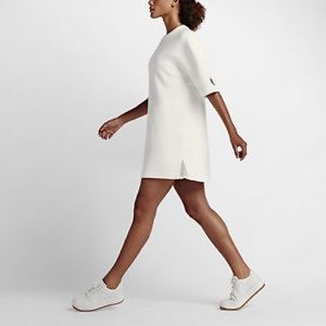 Nike Dresses - The NikeLab Essentials Tech Fleece Women's Dress