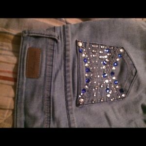 arco iris Denim - Arco Iris cropped jeans