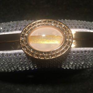 08f5393b15e Judith Leiber Bags | Swarovski Crystal Evil Eye Clutch Shoulder Bag ...