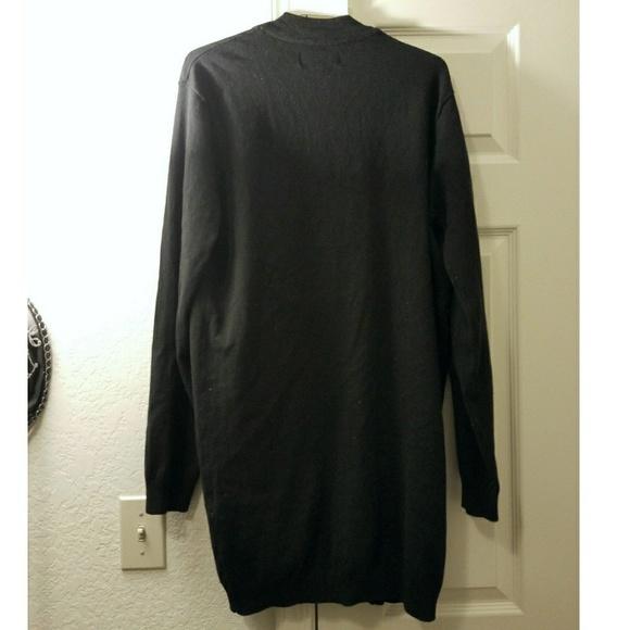 21men Sweaters - NWT Black Cardigan Sweater Unisex Casual XS