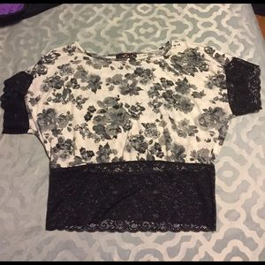 Almost Famous Tops - Lacey short shirt