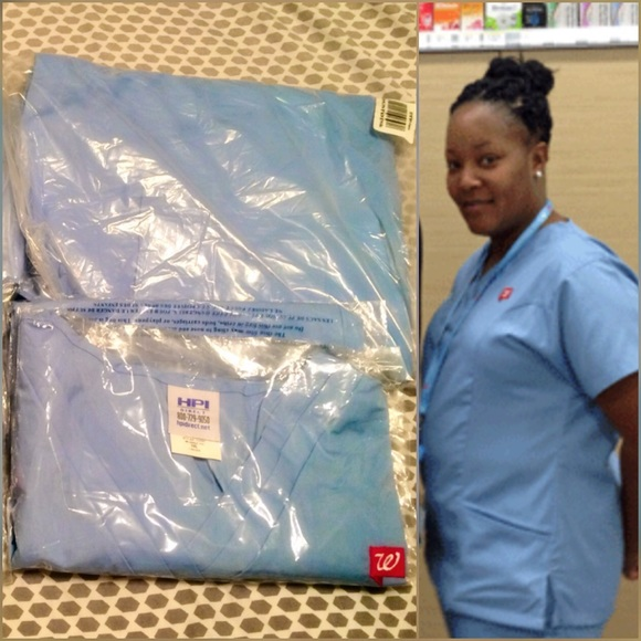 0944a767c walgreens Pants | 2 Sets Scrubs Obo Nwt Plus Size 3x Short | Poshmark