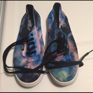 Vans Shoes - Galaxy Vans