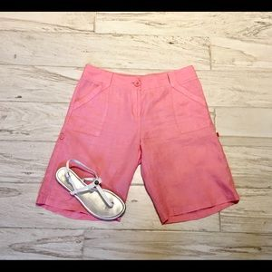 Sigrid Olsen Pants - Spring!! Sigrid Olson Beautiful Linen Shorts!!!