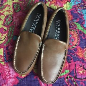 Sperry Other - Sperry leather loafers sz 8