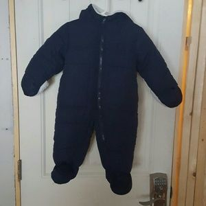 Osh Kosh Baby Snowsuit 12M