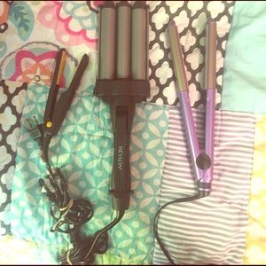 Revlon Accessories - Hair styling tools