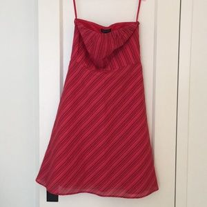 BR strapless dress. Great condition. Dry cleaned.