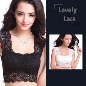 Other - 🎈SALE🎈Flirty Lace Bralette