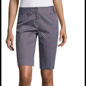 Worthington Pants - NWT Worthington Bermuda Shorts