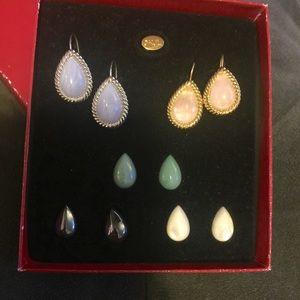 Kenneth Jay Lane Earring Set