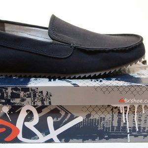 GBX Other - Men's loafers shoes size 13 black GBX slip on new