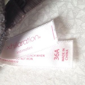 Xhilaration Intimates & Sleepwear - ❌SOLD❌ Xhiliration 36A stripe bra