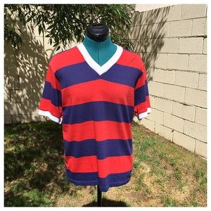 Tops - Vintage Rugby Tshirt MAKE ME AN OFFER