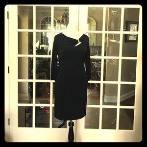 Rated 5⭐️- Ivanka Trump Navy Dress 