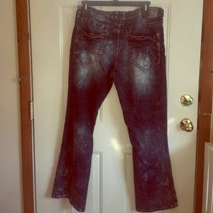 Salvage Other - Buckle Salvage Jeans 36x30