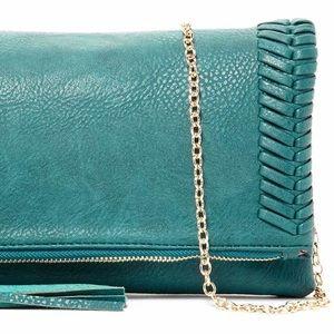Handbags - Vegan Crossbody Clutch
