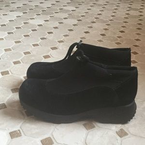 Bogner Shoes - BOGNER Suede slip-on Booties, sz 40 / 9B