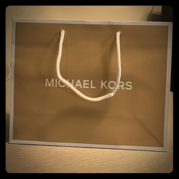 Michael Kors Handbags - Michael Kors Gift bag