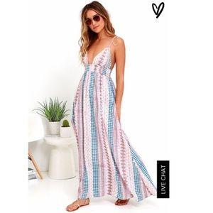 Lulu's Dresses & Skirts - Lulu's maxi