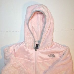 The North Face OSO Light Pink Hooded Jacket