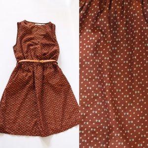 Blu Pepper Dresses & Skirts - Blu Pepper Printed Shift Dress