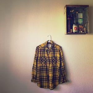 Mossimo Supply Co. Tops - Boyfriend fit flannel