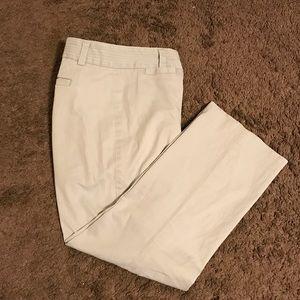 J.Crew Factory Pants - Woman's Shy Bkur Pants