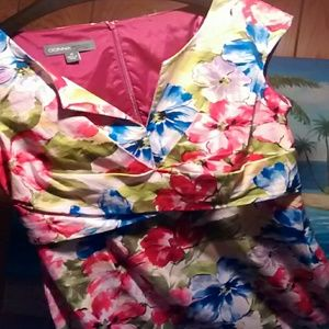 Donna Ricco Dresses & Skirts - Donna Ricco size 10 floral dress.