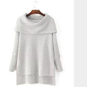 "Goodnight Macaroon Sweaters - Goodnight macaroon ""Sadie"" off shoulder sweater"