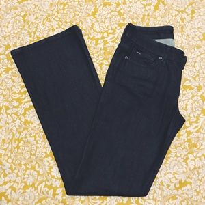 Joe's Jeans Denim - Joe's Jeans Provocateur Dark Wash Bootcut Jeans