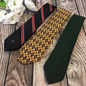 Barneys New York Other - ✴️Designer✴️ Tie bundle