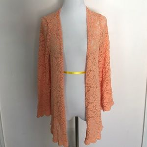Tops - Lace with bell sleeves