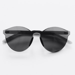 Urban Outfitters Accessories - Transparent Black Glasses
