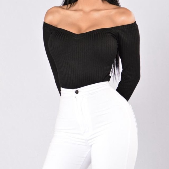 9e8428fe27 Bold And Young Bodysuit - Black