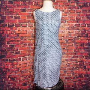 FINAL💥Soft Joie Blue Print 2 Pocket Beach Dress M