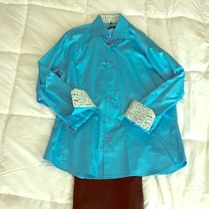 Stone Rose Other - Stone Rose Men's Button Down- size L