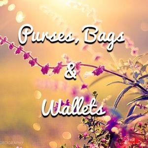 Handbags - Purses bags and wallets