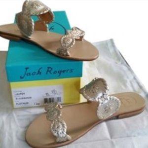 Jack Rogers Shoes - Jack rogers like new Ashley sandals