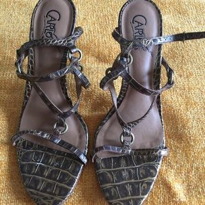 Carlos Santana Shoes - 💥24HR SALE Carlos Santana Sandals-EUC