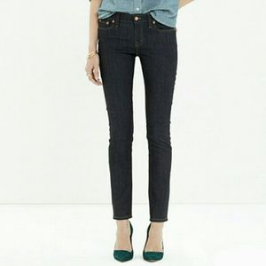 Madewell Denim - Madewell alley straight jeans size 25