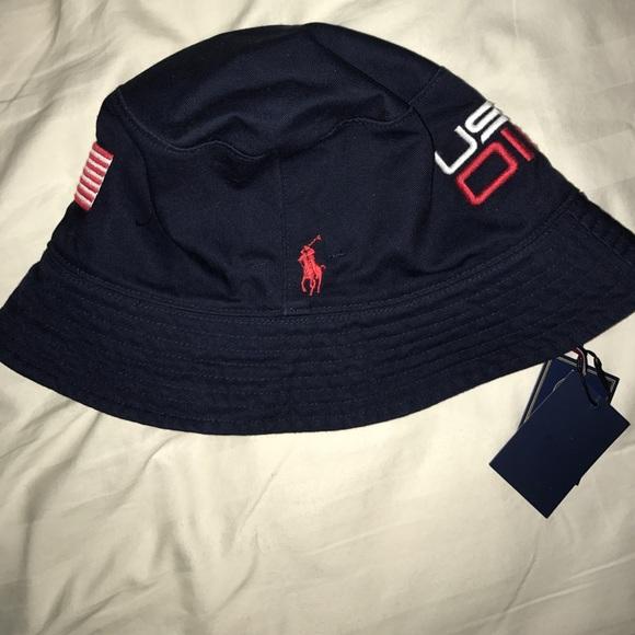 f64eb627316 Olympic Limited Edition Ralph Lauren bucket hat