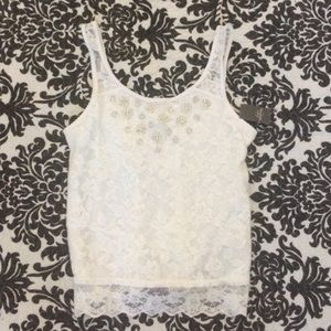 Abercrombie & Fitch Tops - A&F Shine Tank