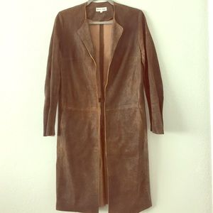 Gerard Darel Jackets & Blazers - Gerard Darel Leather jacket