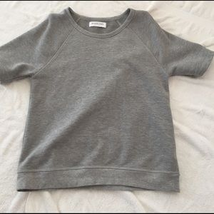 Everlane Tops - Everlane short sleeve sweatshirt